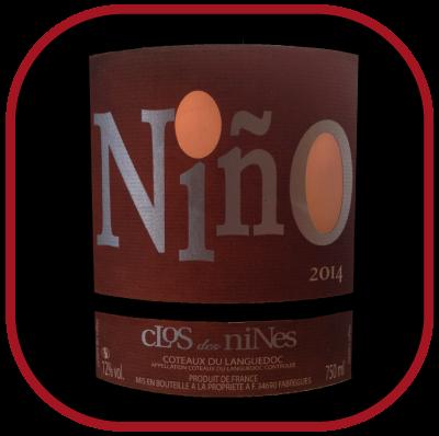 NIÑO 2014 le vin du Clos des Nines pour notre blog sur le vin