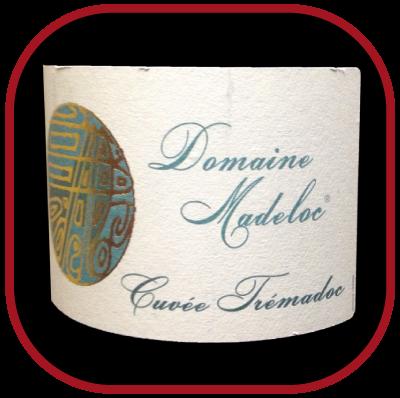 TRÉMADOC 2013 le vin du : Domaine Madeloc par Elise et Pierre Gaillard pour notre blog sur le vin