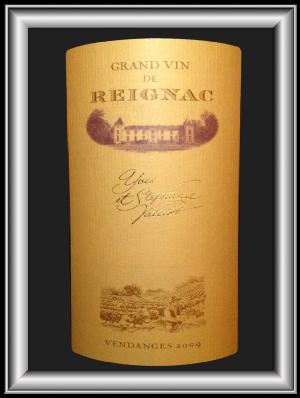 chateau de reignac grand vin