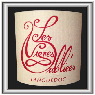LANGUEDOC 2014 le vin signé Les vignes oubliées pour notre blog sur le vin