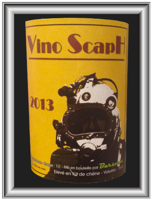 vino scaph le vin de bernard poulet pour notre blog sur le vin