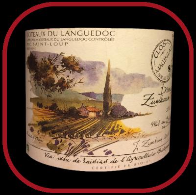 CLOS MAGINIAI 2010 le vin du Domaine Zumbaum Tomasi pour notre blog