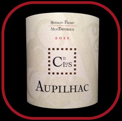 LE CLOS 2011le vin du Domaine d'Aupilhac pour notre blog sur le vin