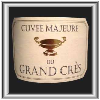 Cuvée Majeure 2012le vin du Domaine du Grand Crès pour notre blog sur le vin