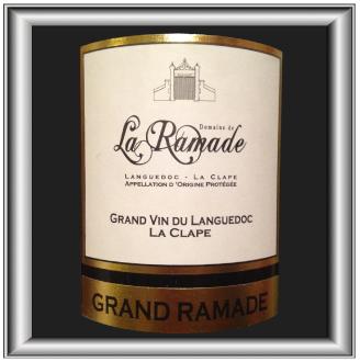 GRAND RAMADE 2010 le vin du Domaine De La Ramade pour notre blog sur le vin