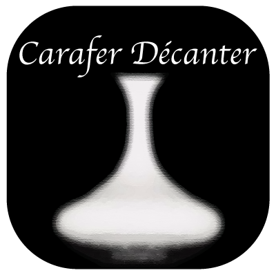 Carafer ou Décanter