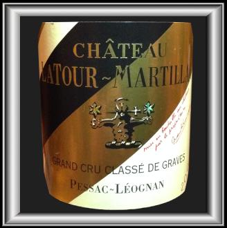 Château Latour Martillac rouge 2009 le Pessac-Léognan Grand Cru Classé pour notre blog sur lr vin.