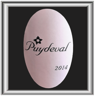 PUYDEVAL BLANC 2014 le vin By Jeff Carrel pour notre blog sur le vin