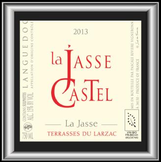 LA JASSE 2013 la Terrasses du Larzac de Pascale Rivière pour notre blog sur le vin