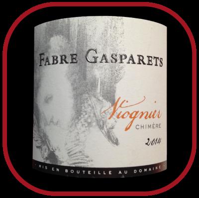 CHIMÈRE 2014 le viognier du Château Fabre Gasparets pour notre blog sur le vin