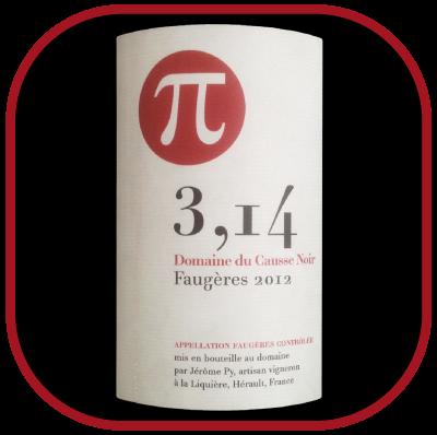 3.14 2012 le vin du domaine du Causse Noir pour notre blog sur le vin