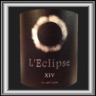 ECLIPSE 2014 le vin de Jeff Carrel pour notre blog sur le vin