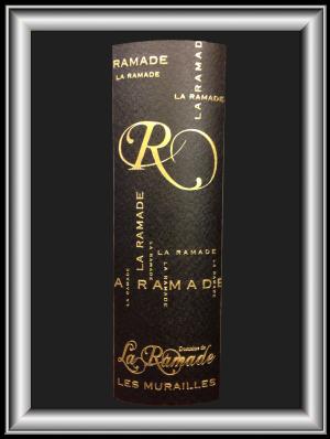 LES MURAILLES 2014 le vin BLANC du Domaine de La Ramade pou notre blog sur le vin de