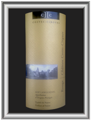 CHATEAU COSTES CIRGUES 2012 le vin du Domaine Costes Cirgues pour notre blog sur le vin