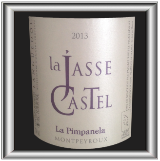 PIMPANELA 2013 le Montpeyroux de la Jasse Castel pour notre blog sur le vin