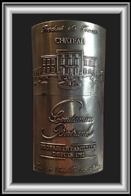 CHATEAU 2010 le vin du Château Condamine Bertrand pour notre blog sur le vin