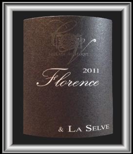 FLORENCE 2011 Le vin du Château de La Selve pour notre blog sur le vin