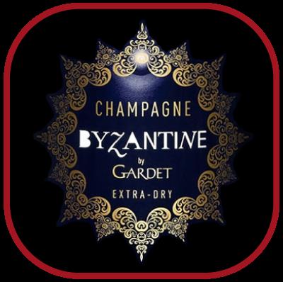 BYZANTINE Extra Dry by Gardet pour notre blog sur le vin
