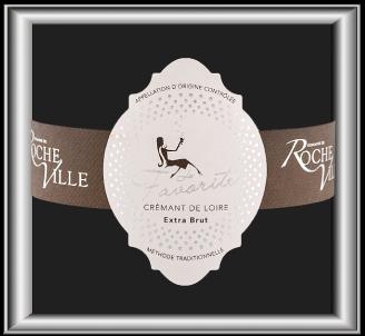 LA FAVORITE Extra Brut le Crément du Domaine de Rocheville pour notre blog sur le vin