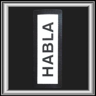 HABLA nº12 le vin de la Bodegas Habla pour notre blog sur le vin