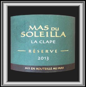 La Réserve 2013 le vin blanc du Mas du Soleilla pour notre blog sur le vin