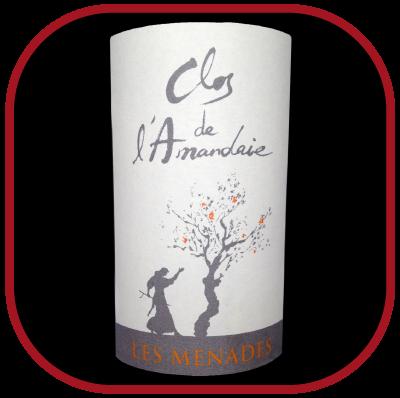 Les Ménades 2011 le vin de dessert du clos de l'amandaie pour notre blog sur le vin