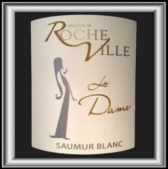 LA DAME 2013 le vin du Domaine de Rocheville pour notre blog sur le vin