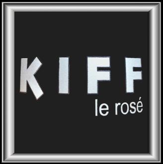 Kiff le rosé 2016 le vin du Domaine Jean Royer pour notre blog sur le vin