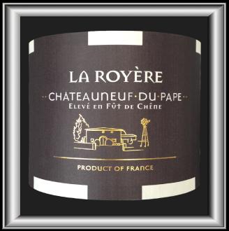 La Royère 2014 le vin du domaine La Royère pour notre blog sur le vin