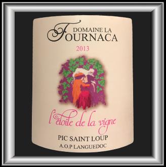 L'étoile de la vigne, le vin du domaine La Fournaca pour notre blog sur le vin