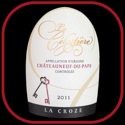 La Croze le vin du domaine La Célestière pour notre blog sur le vin