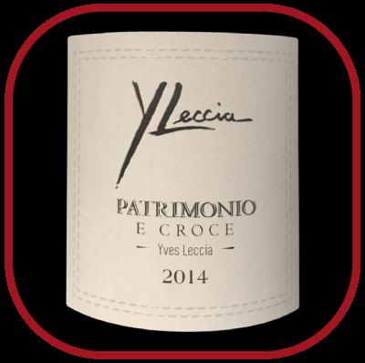 Patrimonio 2014 le vin du domaine E Croce Yves Leccia pour notre blog sur le vin
