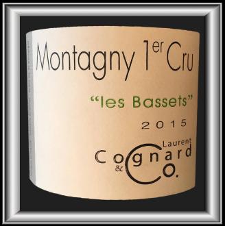 Les Bassets 2015, le vin du Domaine Laurent Cognard pour notre blog sur le vin
