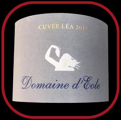 Cuvée Léa 2012, le vin du domaine Eole pour notre blog sur le vin