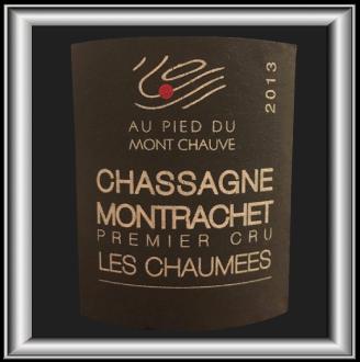 Les Chaumees 2013, le vin du domaine Au Pied du Mont Chauve pour notre blog sur le vin