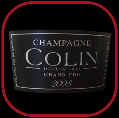 Réserve Grand Cru, le Champagne de la maison Collin pour notre blog sur le vin