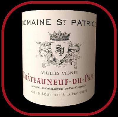 St Patrice 2015, le vin du Domaine St-Patrice pour notre blog sur le vin