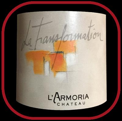 L'armoria, le vin du Château l'Armoria pour notre blog sur le vin