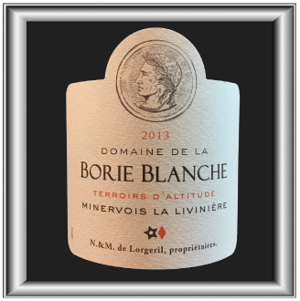 Terroir d'altitude 2013, le vin du domaine La Borie Blanche pour notre blog sur le vin