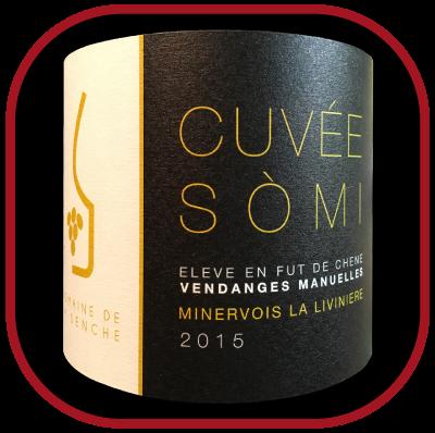 Somi 2015, le vin du domaine de la Senche pour notre blog sur le vin