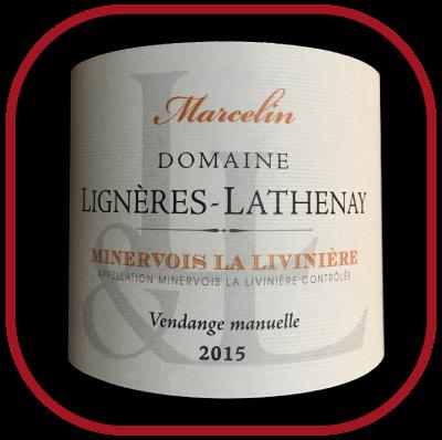 Cuvée Marcellin 2015, le vin du domaine Lignières Lathenay pour notre blog sur le vin