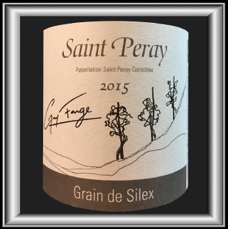 Grain de silex, le vin du domaine Guy Farge pour notre blog sur le vin