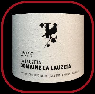 La Lauzeta 2015, le vin du domaine La Lauzeta pour notre blog sur le vin