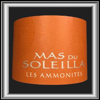Les Amonites 2014 le vin du domaine Mas de Soleilla pour notre blog sur le vin