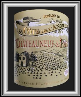 Côte de l'Ange 2015, le vin du domaine de la cote de l'Ange pour notre blog sur le vin