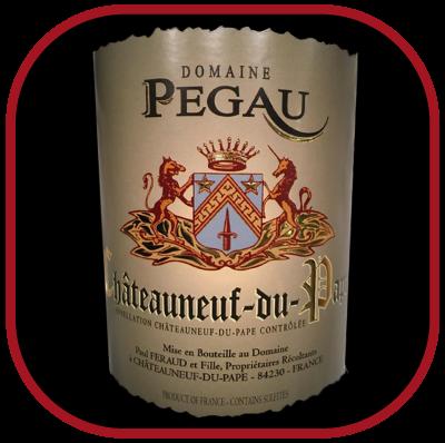 A Tempo 2015, le vin du Domaine Da Pegau pour notre blog sur le vin