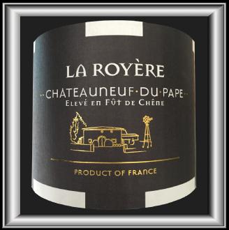La Royère 2011 le vin du domaine La Royère pour notre blog sur le vin