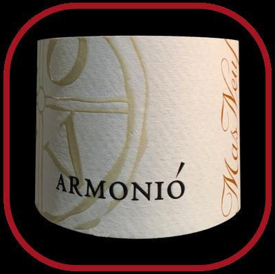 Armonio 2013, le vin du domaine Mas Neuf pour notre blog sur le vin