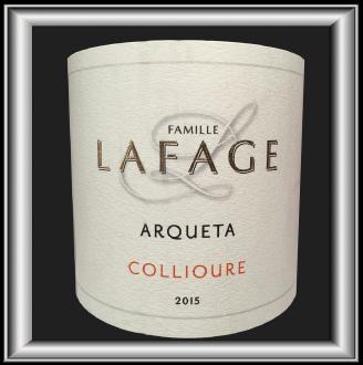 Arqueta 2015, le vin du domaine Lafage pour notre blog sur le vin