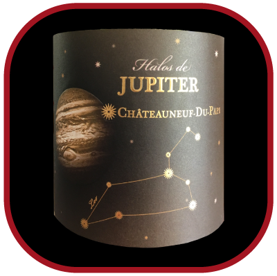 Adrastée 2016, le vin des Halos de Jupiter pour notre blog sur le vin